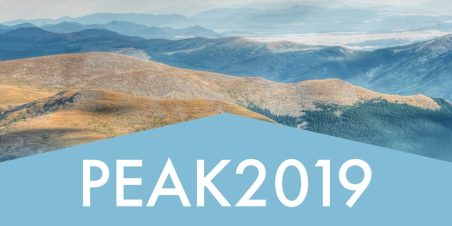 PEAK Grantmaking Conference Banner Image
