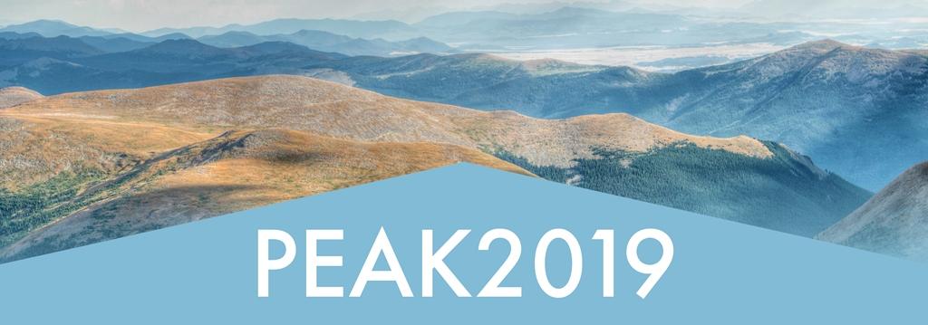 PEAK Grantmaking Conference Banner Image