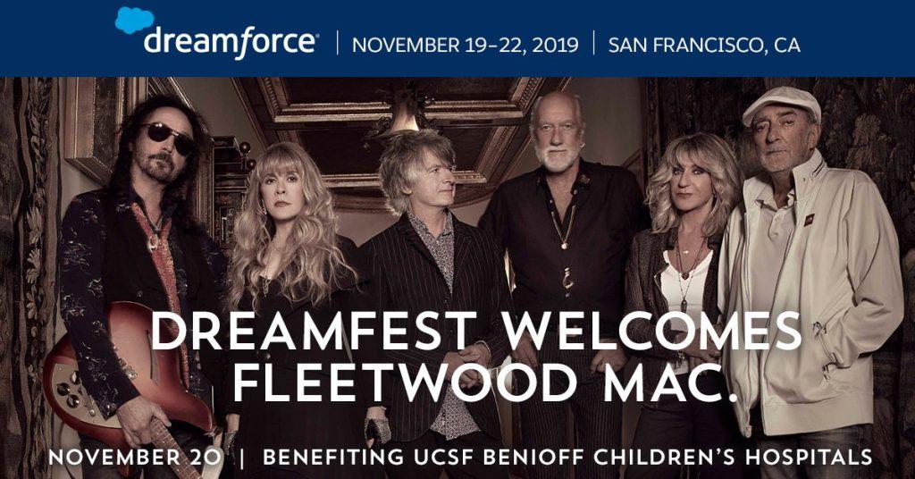 Photo: The bandmembers of Fleetwood Mac