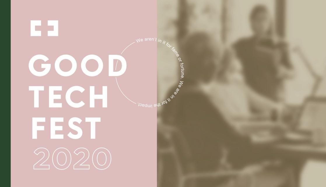 Image: Good Tech Fest logo