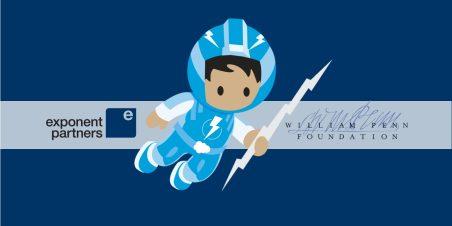 Illustration: Salesforce Lightning mascot Astro