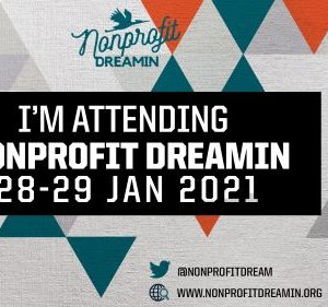 Nonprofit Dreamin ticket