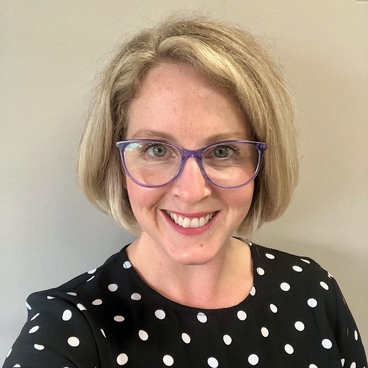 Photo of director of marketing Heather Ballachey